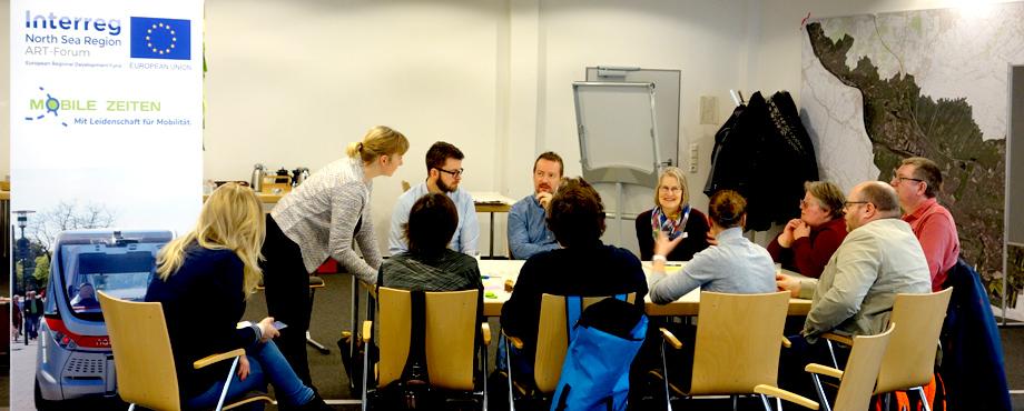 Art-Forum, Bremen Dialogue