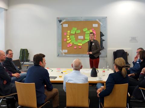 ART-Forum: Workshop Bremen