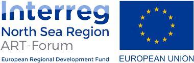 Art-Forum: Logo Interreg North Sea Region